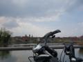 Radtour am Main